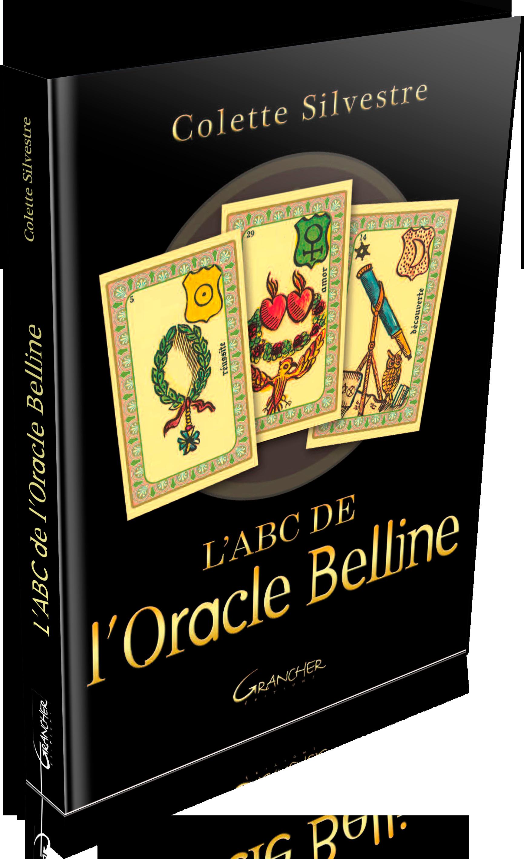 c311e4fc2264d9 L Oracle Belline, excellent support divinatoire composé de 52 cartes sera à  la portée de tous grâce à ce coffret contenant le jeu de cartes et un  ouvrage, ...